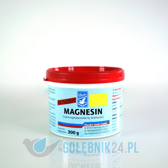 Backs - Magnesin - 300g