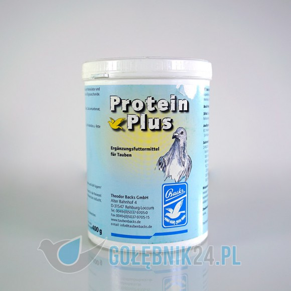 Backs - Protein Plus - 400g