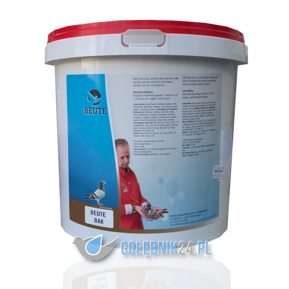 DHP Cultura – Beute Bak – Mineral Mix – 10kg