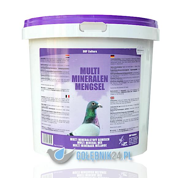 DHP Cultura - Multi Mineralen Mengsel - 10 L