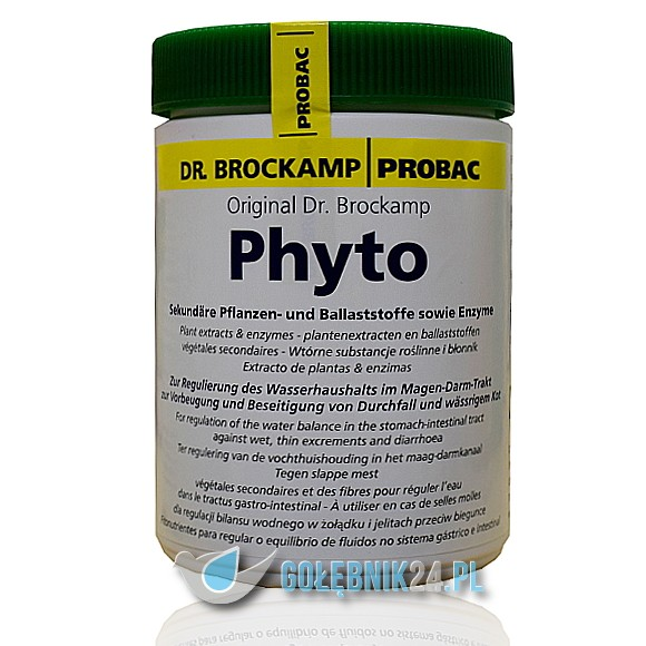 Dr. Brockamp – Phyto – 500 g