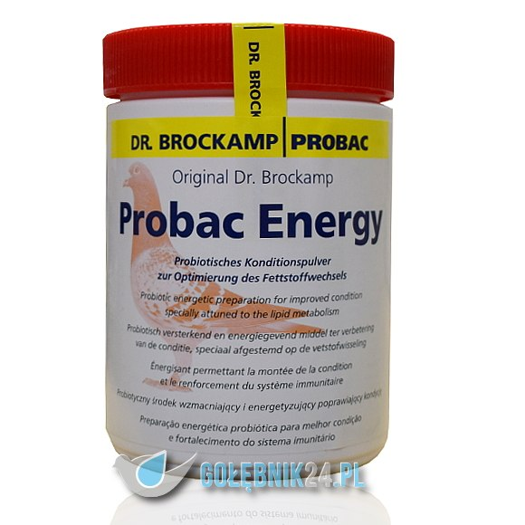 Dr. Brockamp – Probac Energy – 500 g