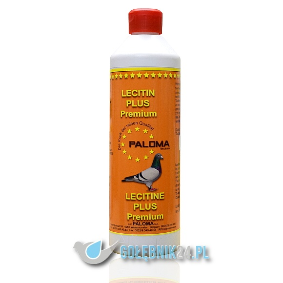 Paloma – Lecitin Plus Premium – 500 ml