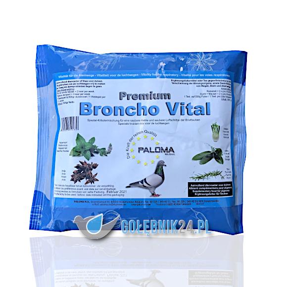 Paloma - Broncho Vital Premium - 500 g
