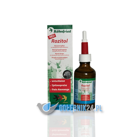 Rohnfried – Rozitol – 50 ml