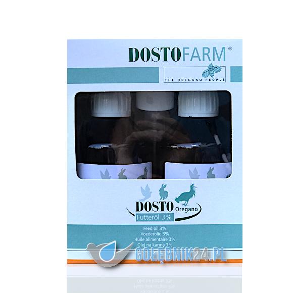 Tollisan - Dosto-Ropa Futterol 3% (Olej oregano) - 600 ml