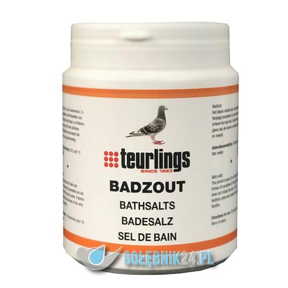 Teurlings - Badzout - sól do kąpieli - 750g