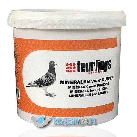 Teurlings - Mineralen voor duiven - vitakalk, anyżek, minerały - kg