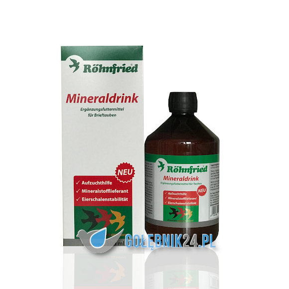 Rohnfried - Mineraldrink - 500 ml (2)