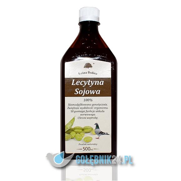 Leśna Dolina - Lecytyna sojowa - 500 ml