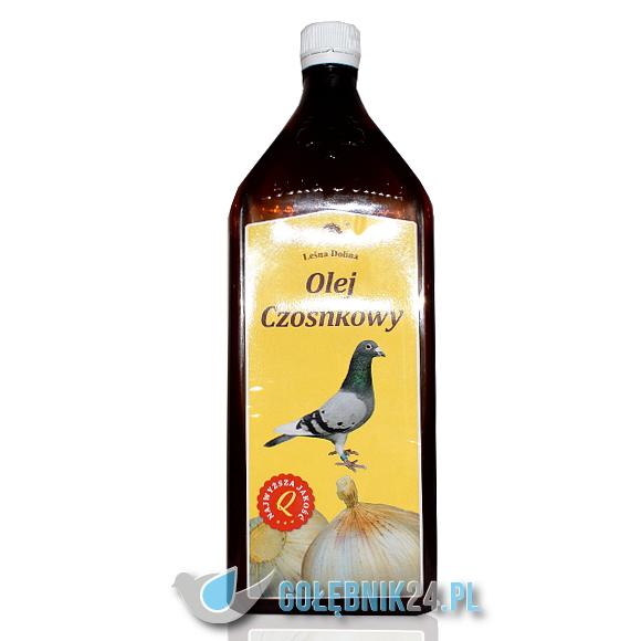 Leśna Dolina - olej czosnkowy 1 l