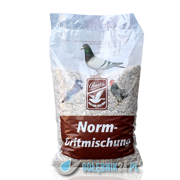 Backs - Norm Gritmischung - 2,5 kg