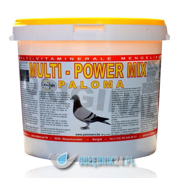 Paloma - multipower mix
