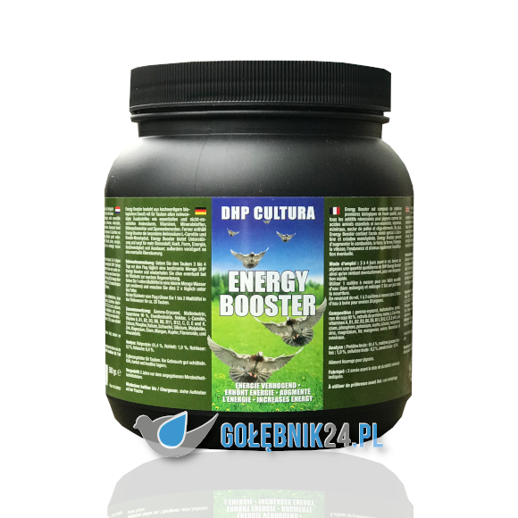 DHP Cultura - Energy Booster - 500 g