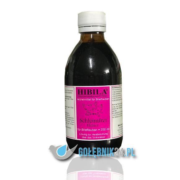 HIBILA - SCHLEIMFREI ELIXIER - 250 ML