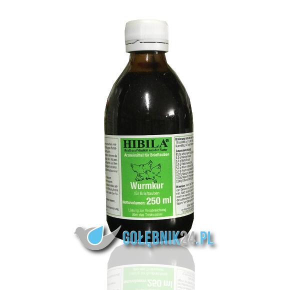HIBILA - WURMKUR - 250 ML