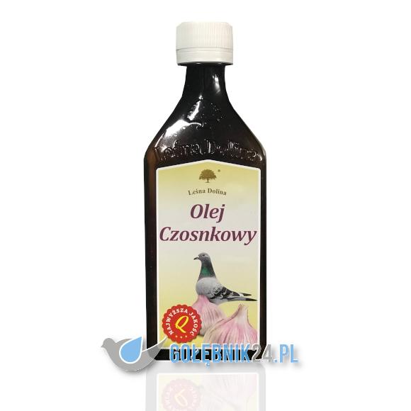 Leśna Dolina - Olej czosnkowy - 250 ml