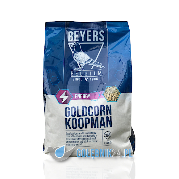 Beyers - Goldcorn Koopman - 2,5 kg