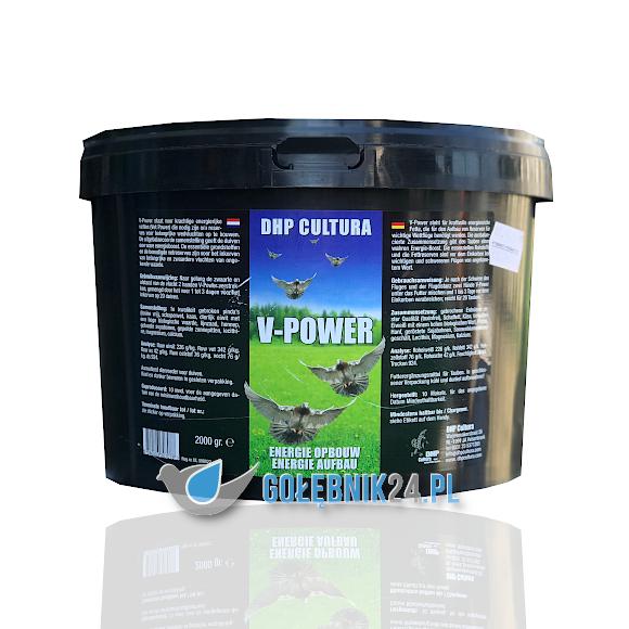 DHP CULTURA - V POWER - 2,5 KG
