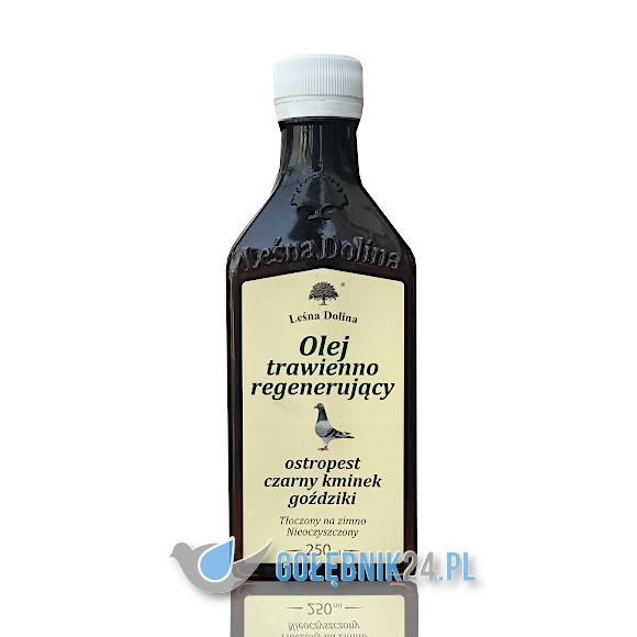 Leśna Dolina - Olej trawienno regenerujący - 250 ml