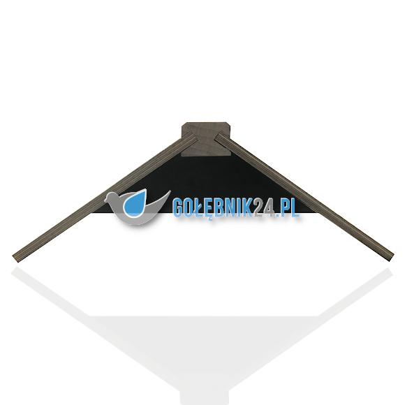 Siodełka spoczynkowe drewniane - 10 szt (2)