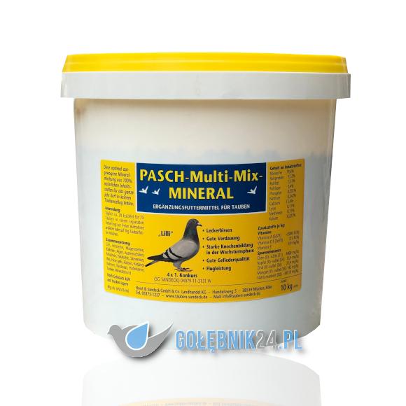 Sandeck – Pasch Multi Mix Mineral – 10kg