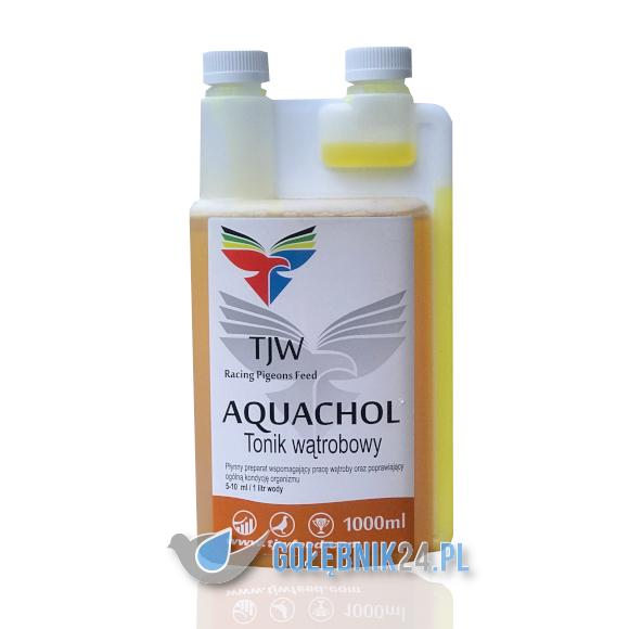 TJW – AQUA CHOL – Tonik wątrobowy – 1 L