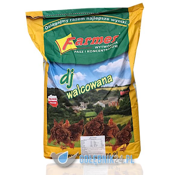 Farmer – Kura nioska DJ-walcowana – 25 kg