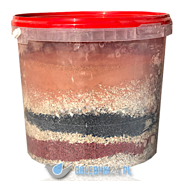 Martex - Grit Przekładaniec z muszlą - 6,5 kg (2)