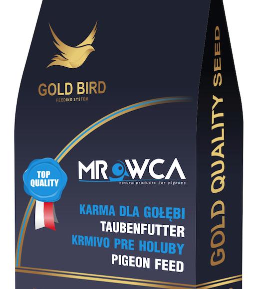 Gold Bird - Blue Phase - 20 kg